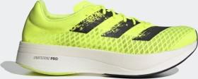 adidas adizero Adios Pro solar yellow/core black/cloud white (men) (H67504)