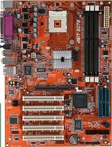 ABIT BG7E, i845GE [PC-2700 DDR]