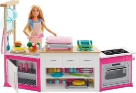 Mattel Barbie Deluxe Küche Spielset (FRH73)