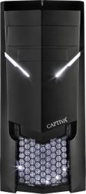 Captiva Advanced Gaming R56-631, Ryzen 7 3700X, 16GB RAM, 480GB SSD, 1TB HDD, GeForce GTX 1660 SUPER, Windows 10 Home (56631)