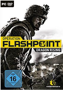Operation Flashpoint 2 - Dragon Rising (German) (PC)