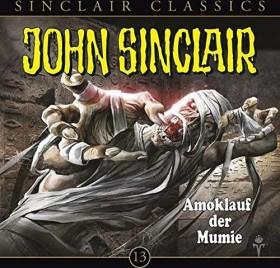 John Sinclair Classics - Folge 13 - Amoklauf der Mumie