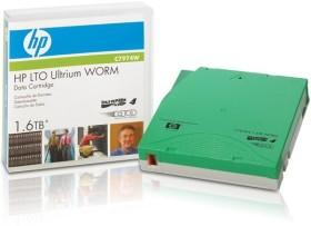 HP Ultrium LTO-4 WORM Kassette (C7974W)