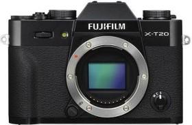 Fujifilm X-T20 schwarz Gehäuse (16542555)
