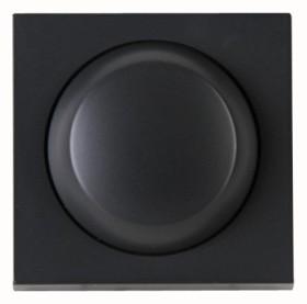 Kopp Athenis Dimmer-Abdeckung für Druck-Wechseldimmer, anthrazit (490615184)