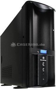 SilverStone Temjin TJ05-T black (SST-TJ05B-T) -- © caseking.de