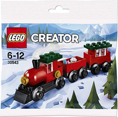 LEGO Creator - Weihnachtszug (30543)