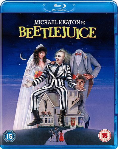 Beetlejuice (Blu-ray) (UK) -- via Amazon Partnerprogramm