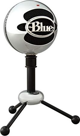 Blue Microphones Snowball Brushed aluminium -- via Amazon Partnerprogramm