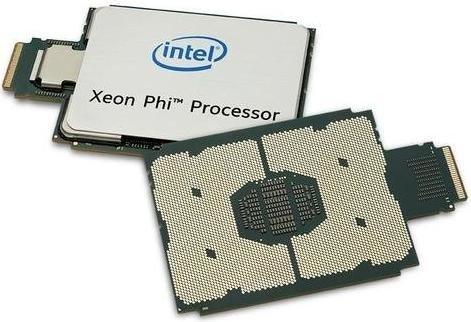 Intel Xeon Phi 7250F, 68x 1.40GHz, tray (HJ8066702268900)