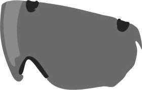Kask Bambino Pro Helm silber (CHE00042.252)