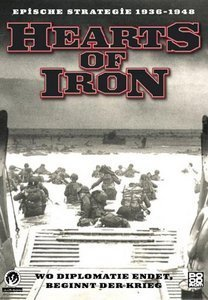 Hearts of Iron (German) (PC)