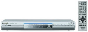 Panasonic DVD-S47 silber