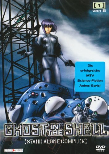 Ghost in the Shell - Stand Alone Complex 2nd GIG Vol. 1 -- via Amazon Partnerprogramm