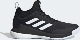 adidas Crazyflight Mid core black/cloud white (Damen) (FU8306)