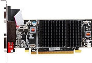 XFX Radeon HD 4350,  512MB DDR2, VGA, DVI, TV-out (HD-435X-YAH2)