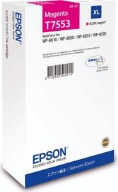 Epson Tinte T7553 magenta hohe Kapazität (C13T755340)