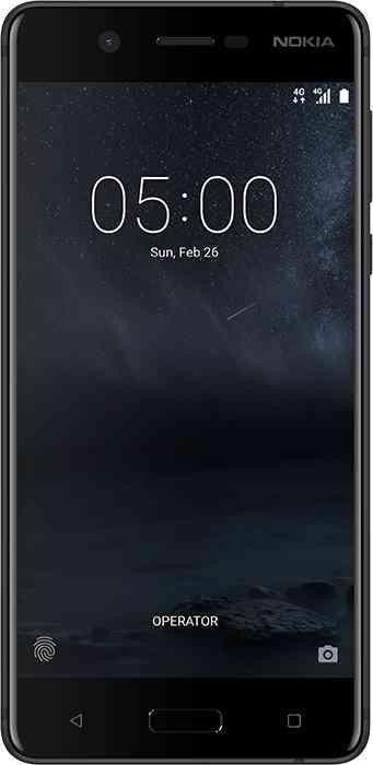 Nokia 5 Dual-SIM schwarz