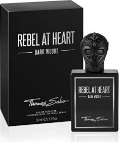 Thomas Sabo Rebel at Heart Dark Woods Eau de Toilette, 50ml