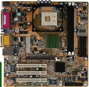 ABIT SG-71, SiS651 (DDR)