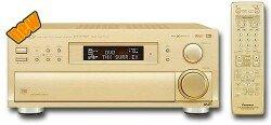 Pioneer VSX-909RDS-G złoto