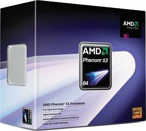 AMD Phenom X3 8450, 3x 2.10GHz, box (HD8450WCGHBOX)