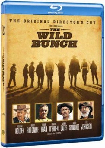 The Wild Bunch (Blu-ray) (UK) -- via Amazon Partnerprogramm