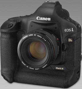 Canon EOS 1Ds Mark III (SLR) body (2011B009)