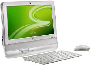 ASUS Eee top ET1602 white