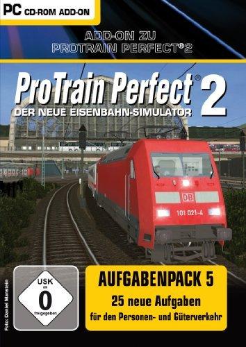 Pro Train Perfect 2: AddOn - Aufgabenpack 5 (deutsch) (PC) -- via Amazon Partnerprogramm