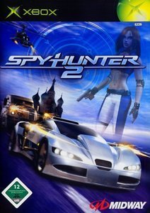 Spy Hunter 2 (German) (Xbox)