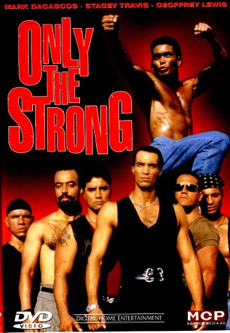 Only the Strong -- via Amazon Partnerprogramm