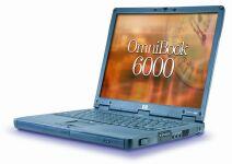 "HP OmniBook 6000, 14.1""TFT (various types)"