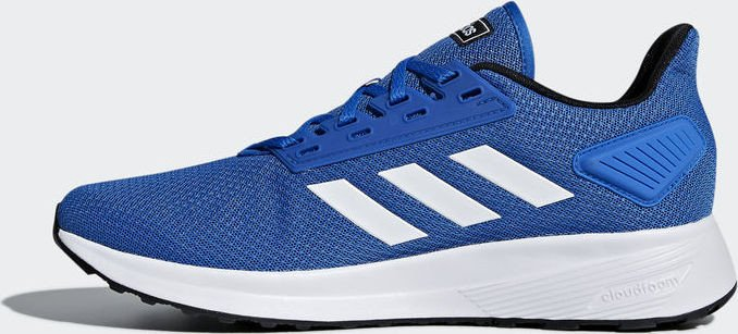 new arrival 867a5 350eb adidas Duramo 9 blue ftwr white core black (men) (BB7067) starting from £  34.28 (2019)   Skinflint Price Comparison UK