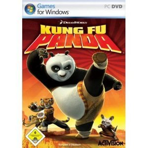 Kung Fu panda (English) (PC)