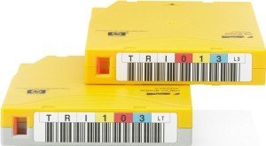 HP Ultrium LTO-3 Kassette HP Label, 20er-Pack (C7973AN)