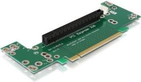 DeLOCK Riser Karte PCIe x16, 2HE (41767)