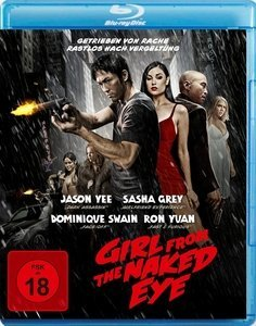 The Girl from the Naked Eye (Blu-ray)