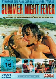 Summer Night Fever (DVD)