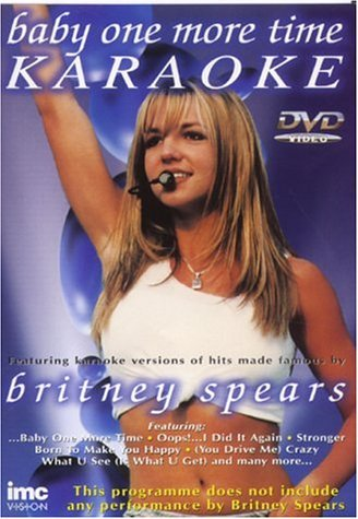 Karaoke: Britney Spears -- via Amazon Partnerprogramm