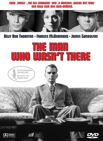 The Man Who Wasn't There -- via Amazon Partnerprogramm