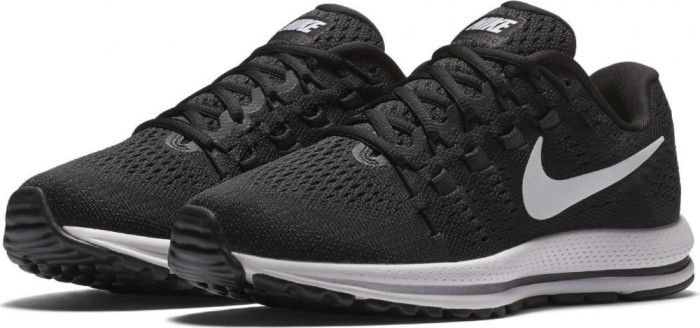 reputable site 4f117 74119 Nike Air zoom Vomero 12 black anthracite white (ladies) (863766-