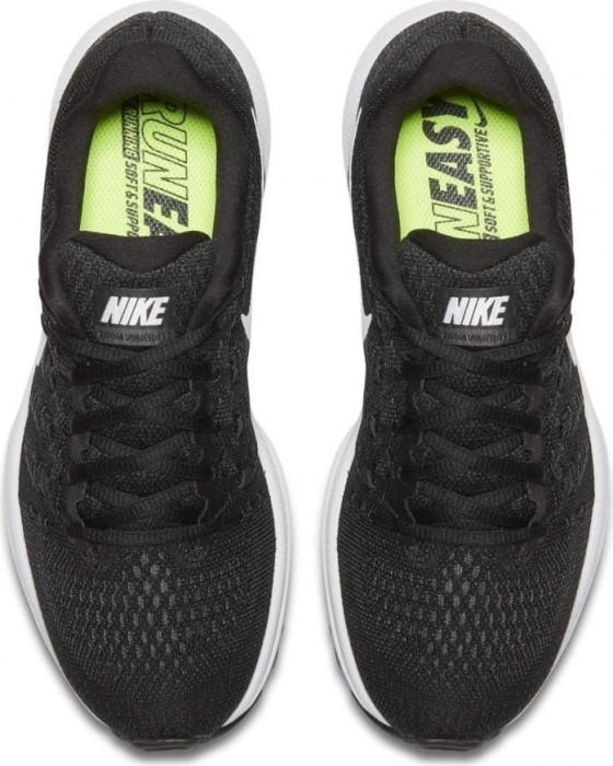 cfe4777a884 Nike Air zoom Vomero 12 black anthracite white (ladies) (863766-001 ...