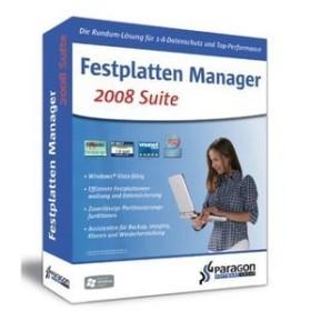 Paragon Festplatten Manager 2008 Suite (PC) (PAR-835)