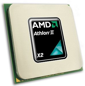AMD Athlon II X2 240e, 2x 2.80GHz, tray