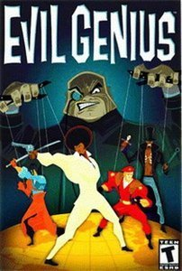 Evil Genius (German) (PC)