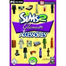 Die Sims 2 - Glamour Accessoires (Add-on) (PC)