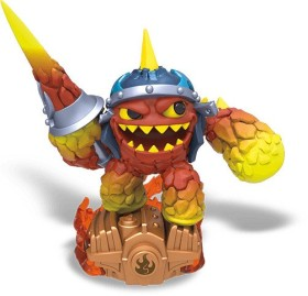 Skylanders: Superchargers - Figur Lava Lance Eruptor (Xbox 360/Xbox One/Wii/WiiU/PS3/PS4/3DS)