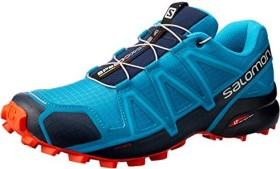 Salomon Speedcross 4 fjord blue/navy blazer/cherry tomato (Herren) (407864)