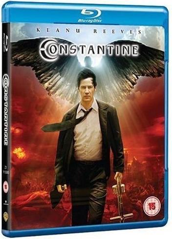 Constantine (Blu-ray) (UK) -- via Amazon Partnerprogramm